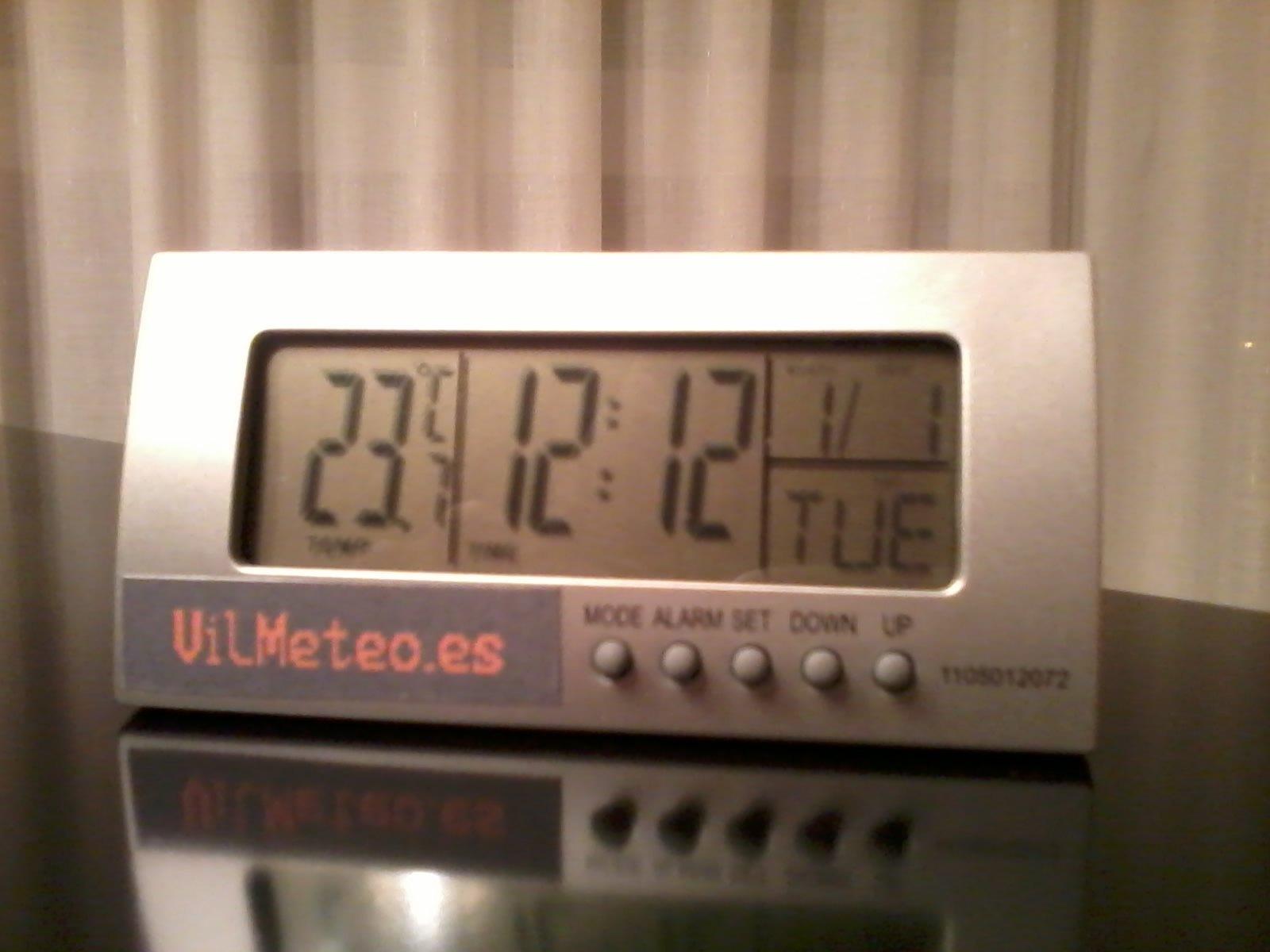Participa i podràs guanyar un termòmetre com aquest.