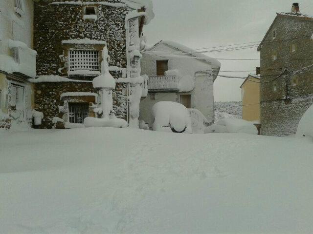 Important nevada a Xodos. Font: @rogerbloc