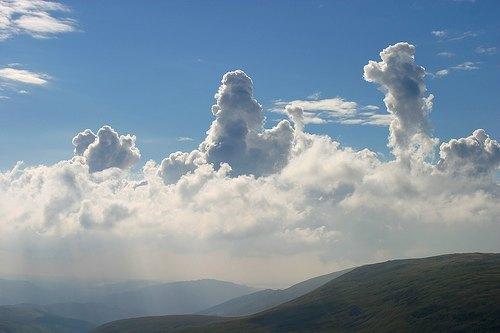 cumulus castellanus